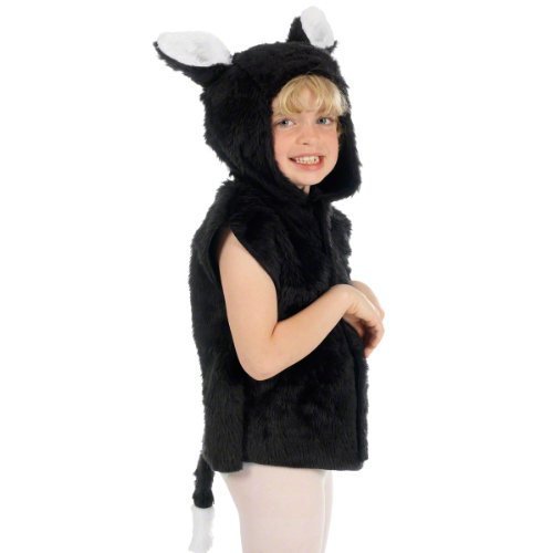 Cat Costume for kids. One Size 3-9 Years.