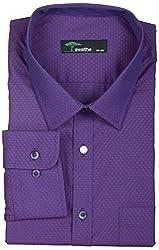 SWATHE Men's Formal Shirt (5994-2-38, Multi-Coloured)