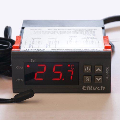Termostato temperatura controllo per acquario 50 99 c for Temperatura acquario