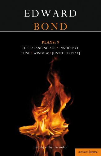Plays: 9: Innocence/The Balancing Act/Tune/A Window/The Edge (Contemporary Dramatists)