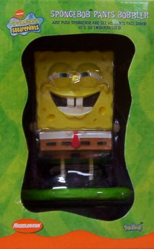 Buy Spongebob Squarepants Spongebob Pants Bobbler