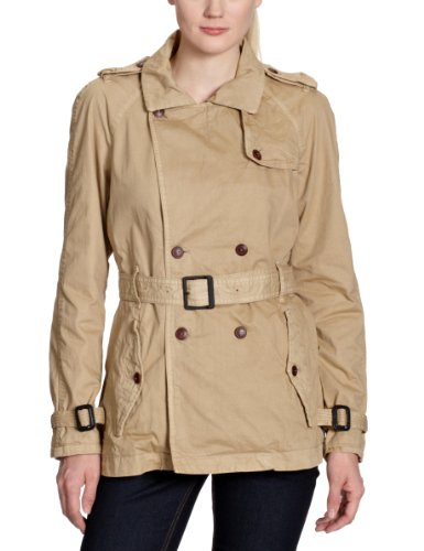links vero moda damen trench coat brandit damen trench coat. Black Bedroom Furniture Sets. Home Design Ideas