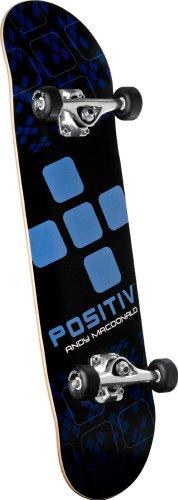 POSITIV Andy Macdonald Metallic Series Complete Skateboard