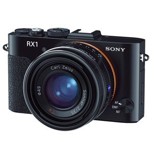 ソニー デジタルスチルカメラ Cyber-shot RX1(35mmフルサイズCOMS) DSC-RX1