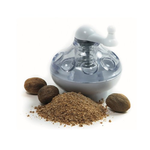 Norpro 775 Nut and Hard Spice Grinder for Nutmeg Ginger Rock Salt and Peppercorn (Seed Grinder compare prices)