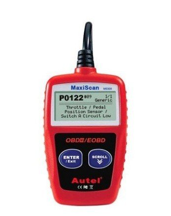 Autel (MaxiScan MS309) OBD-II Code Reader / Scan