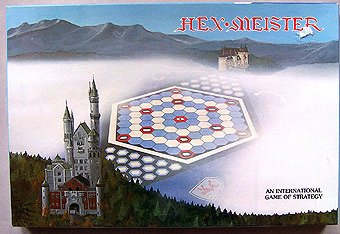 Hex Meister - An International Game of Strategy - 1