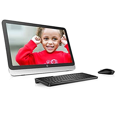 HP 23-r141in All-in-One Desktop (Core i3 4170T/4 GB/1 TB/Win 10)