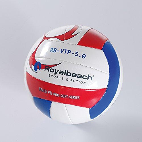 Volleyball PRO Beachvolleyball mit GRATIS Pumpe