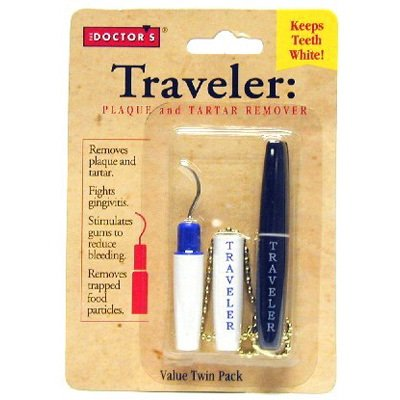 Doctor's Traveler Twin Pack (Pack of 6)