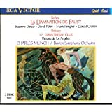 Berlioz - La Damnation De Faust ; Debussy -La Demoiselle Élue (2 CD) (RCA Victor)
