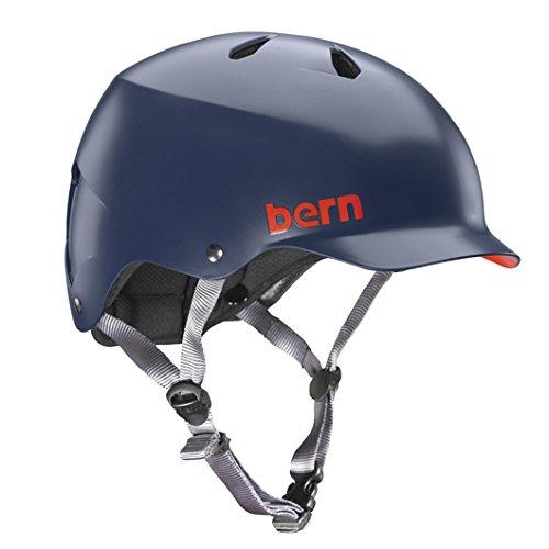 bern (バーン)ヘルメット [ WATTS Matte Navy/サイズUS-L]オールシーズンタイプ (2014/15モデル)JAPAN FIT