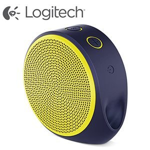 Logitech X100 Mobile Wireless Speaker (Yellow)