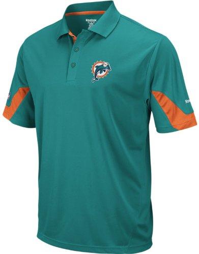 ... Where to buy Miami Dolphins 2010 Aqua Sideline Team Polo Shirt - Small