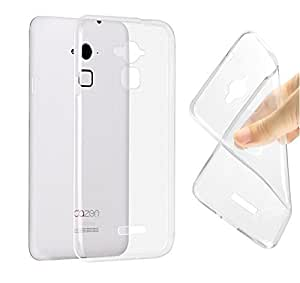 Kaira Ultra Thin 0.3mm Clear Transparent Flexible Soft TPU Slim Back Case Cover For Coolpad note 3