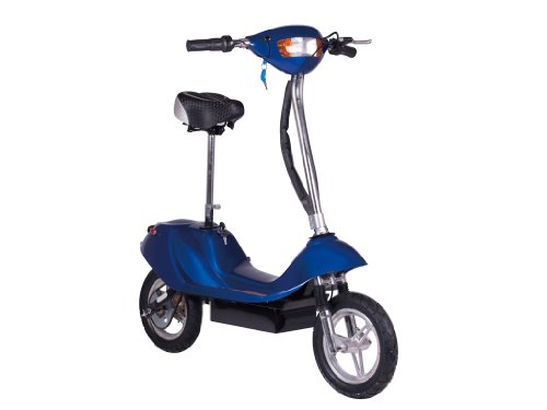 X-Treme Blue Electric Scooter - X-370