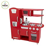Red Retro Kitchen ~ KidKraft
