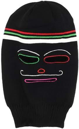 neff Men's Freakshow Skull Cap, Black, One Size