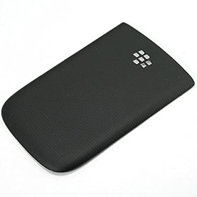 BlackBerry OEM 9800 TORCH BLACK BACK BATTERY DOOR COVER from BlackBerry