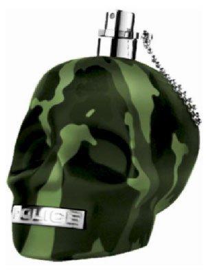 To Be Camouflage POUR HOMME par Police - 126 ml Eau de Toilette Vaporisateur