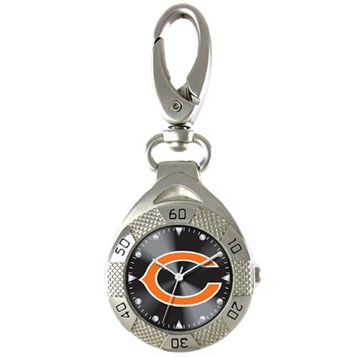 Game Time NFL Chicago Bears Clip On Watch #FG-CHI - Buy Game Time NFL Chicago Bears Clip On Watch #FG-CHI - Purchase Game Time NFL Chicago Bears Clip On Watch #FG-CHI (Game Time, Jewelry, Categories, Watches, Men's Watches, Sport Watches, Metal Banded)