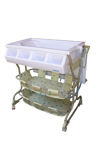 Baby Diego Bathinette Deluxe, Beige