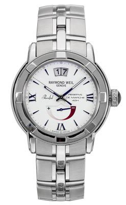 Raymond Weil Parsifal Automatic Stainless Steel Mens Watch 2843-ST-00307