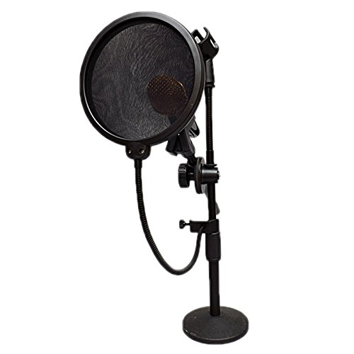 HDE-6-Inch-Pop-Filter-Shield-for-Blue-Yeti-Microphones-and-USB-Condenser-Mics