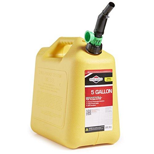 Briggs & Stratton 85056 5 Gallon Diesel Can