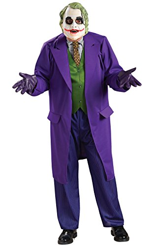 Rubie's IT888632-STD - Costume Joker Deluxe, Taglia Unica