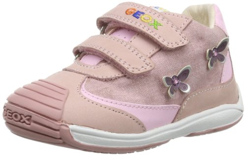Geox Girls' B TOLEDO GIRL F First Walking Shoes