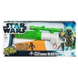 Star Wars - Boba Fett - Electronic Blaster - Sounds and Lights - Battle damaged effect