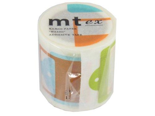 カモ井加工紙 マスキングテープ 50MM幅×10M巻 MTEX1P52 Mt ex タグ R