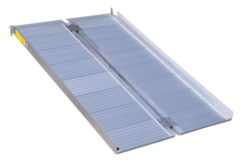 Aidapt VA142C Rampe d'accès légère en aluminium 91 cm