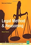 img - for Legal Method and Reasoning (2003-06-30) book / textbook / text book