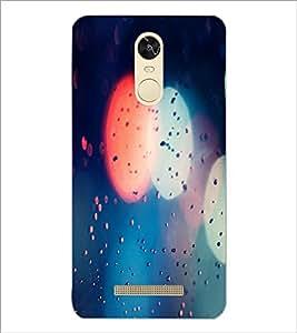 PrintDhaba Design D-2333 Back Case Cover for XIAOMI REDMI NOTE 3 PRO (Multi-Coloured)