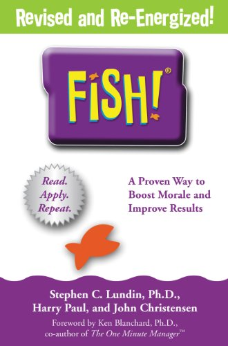 Download Fish!: A Remarkable Way to Boost Morale and Improve Results