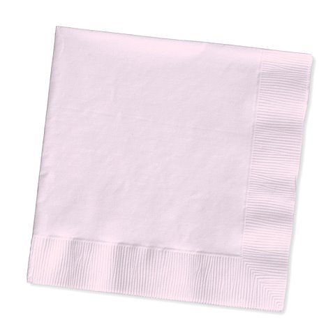 Candy Pink (Hot Pink) Lunch Napkins (50) - 1