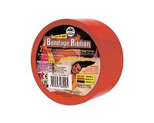 ボンテージテープ18m 赤