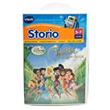 Vtech Storio Animated Reading System Disney Fairies Software