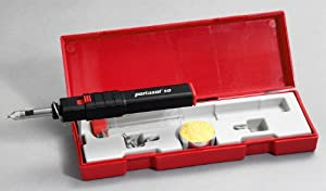 Portasol 010389010 Heat Tool Kit (Color: Red/Black, Tamaño: 11-inch)