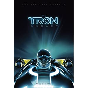 Tron Legacy Blu Ray