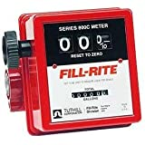 Fill-Rite Meter Mechanical Register to 99.9 Gallons