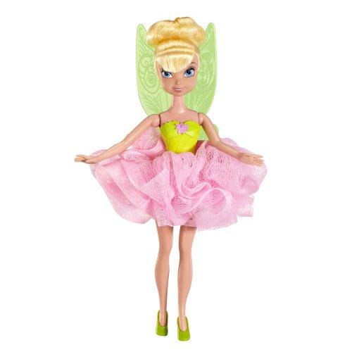 """Disney Fairies Pink Tink 1 Bath Fairy 9"""" Fashion Doll"""