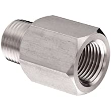 NOSHOK 316 Stainless Steel Sintered Pressure Snubber