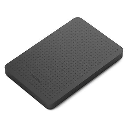 Buffalo MiniStation (HD-PCF500U3B) 500 GB External Hard Disk Image