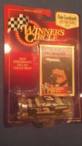 1997 Winner's Circle Dale Earnhardt Lifetime Series 1996 AC Delco Monte Carlo (#2 of 12) - 1