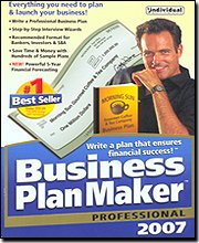 Business Planmaker Professional 2007
