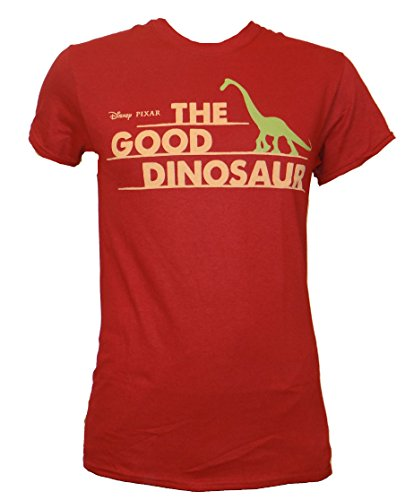 Pixar The Good Dinosaur Logo T Shirt Xxxl Garnet