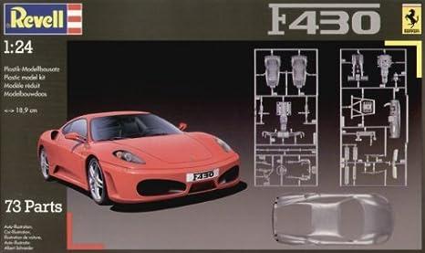 Revell - Maquette - Ferrari F430 - Echelle 1:24